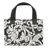 Joann Marrie Designs NLB1DMK Lunch Bag - Damask Pack of 2