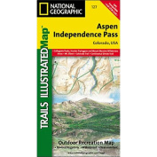 National Geographic 1566953588 Aspen-Independence Pass CO