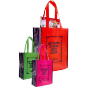 Superbagline QSB58 Royal 2 Tone Tote-Book Bag - Pack of 50
