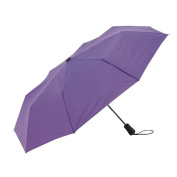 Peerless 4211SO-Purple The Element Automatic Mini Umbrella Purple