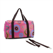 NorthLight 41cm . Pink Floral Theme Travel Bag