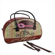 NorthLight 50cm . Decorative Vintage-Style Hat Theme Travel Bag & Purse
