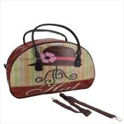 NorthLight 50cm . Decorative Vintage-Style Hat Theme Travel Bag & Purse