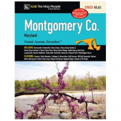Universal Map 15131 Montgomery County Maryland Atlas