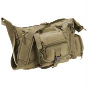 Extreme Pak LUPACKOD3 Extreme Pak Olive Drab Green 38cm . Tactical Style Messenger Bag