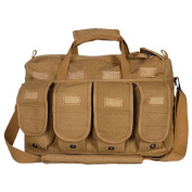 Fox Outdoor 42-638 Mega Mag And Shooters Bag - Coyote Brown