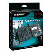 Emtec Eknbtkit Notebook Travel Kit 10-In-1