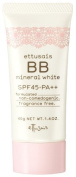Ettusais BB Mineral White 20 SPF45PA++ [Health and Beauty]