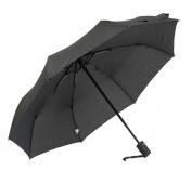 Frankford Umbrellas RA18-BLK Automatic Open Stick Umbrella - Black
