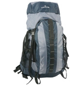 Harvest LM152M Navy-Grey Hiking Backpack with Internal Frame