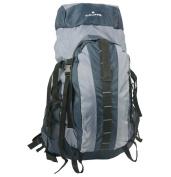 Harvest LM152M Navy-Grey Hiking Backpack with Internal Frame