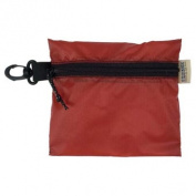13cm x 15cm . Marsupial Pouch - Red