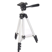 "Ex-Pro DigiPod TR-130S Professional Photographic Camera / Camcorder Tripod (350mm - 1060mm) 40"" Travel Tripod, Spirit Level, Fast Instal, High Quality suitable for :- Sony / Cybershot"