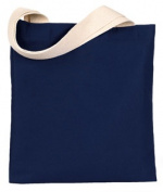 Bayside BS800 Promotional Tote - Navy