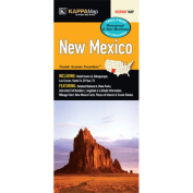 Universal Map 13653 New Mexico Laminated Map