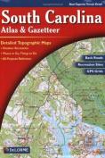 Universal Map 24680 South Carolina Atlas or Gazetteer