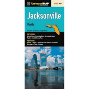 Universal Map 11361 Jacksonville Fl Vicinity Fold Map