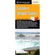 Universal Map 15019 United States Regional Eastern Fold Map