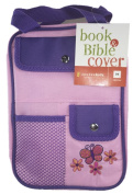 Zondervan Gifts 55239 Bible Cover Girls Organiser Medium Pink Butterfly