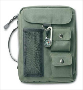 Zondervan Gifts 570659 Bi Cover Compass Canvas Large Green