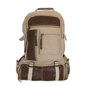 Fox Outdoor 43-775 Retro Cantabrian Excursion Rucksack - Khaki