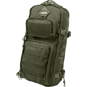 Barska Optics BI12326 GX-300 Tactical Sling Backpack - Green