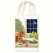 Alices Cottage AC19330 Holiday Cat Gourmet Gift Caddy