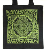 AzureGreen RB74KMG Celtic Knot Tote Bag