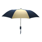Peerless 2352MM-Navy-Khaki The Revolution Umbrella Navy And Khaki