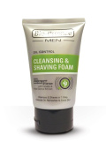Bio-essence Men Oil Control Cleansing & Shaving Foam - 100g