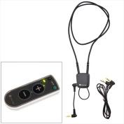 Comfort Audio F00709 Duett New Personal Listener 80cm . Complete Neckloop