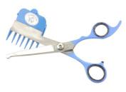 Scaredy Cut SCDb Silent Pet Grooming Kit Blue