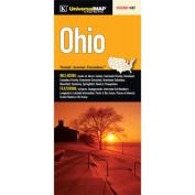 Universal Map 13899 Ohio State Fold Map