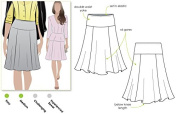 Style Arc Sewing Pattern - Gorgeous Gore Skirt (Sizes 18-30) - Click for Other Sizes Available