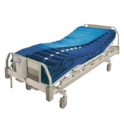 Roscoe Medical APM-5000-GBN Genesis III Series Alternating Pressure Pump and Low Air Loss Mattress