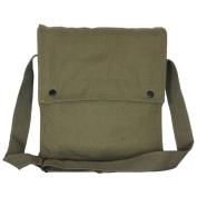 Fox Outdoor 42-840 Satchel Shoulder Bag - Olive Drab