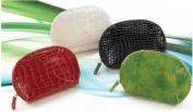 Joann Marie Designs COSCMC Cosmetic Bag - Crème Mock Croc Pack of 2