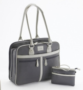 Mobile Edge MEWVLG Verona Laptoptote 16 Graphite