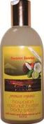 Bungalow Glow Premium Organics Coconut Sunrise Body Wash, 250ml