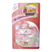 Kose Cosmeport - Rose of Heaven (Rose Of Heaven) Clear Body Wash Refill 350mL