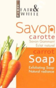 Paris Fair & White Savon Gommant Eclat Naturel Carrot Soap