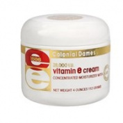 Colonial Dames Colonial Dames Vitamin E Cream, 120ml