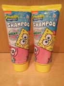 (2) SpongeBob Shampoo
