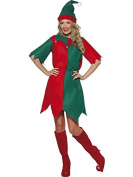 Classic Ladies Elf Costume