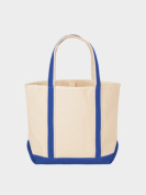 Peerless CAN01M-Royal Medium Sailing And Boat Tote Bag Royal
