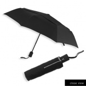 Peerless 2361V-Black Vented Executive Mini Umbrella Black