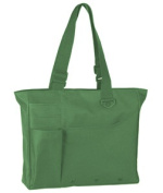 UltraClub 8811 Super Feature Tote Bag - Kelly