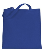 UltraClub 8860 Tote without Gusset - Royal