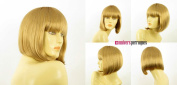univers perruque Short Wig For Women Golden Blond Ref Florence 24b