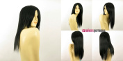 univers perruque Mid Length Wig For Women Black Ref 1b Victoire